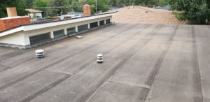 Flat Roof Repair and Installation in Charlotte